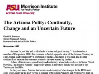 Arizona polity