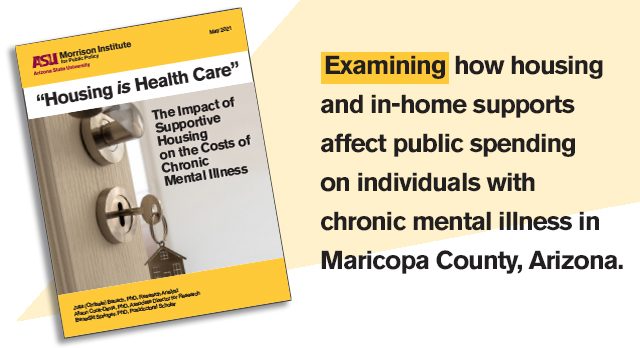 Cover of Housing is Health Care Report