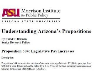 Arizona's Propositions