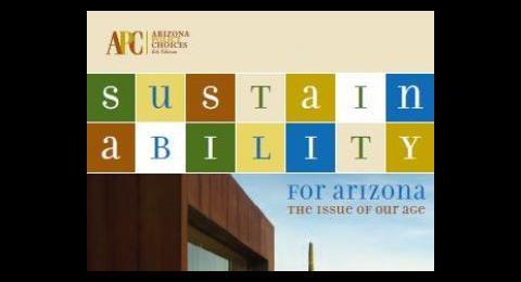 Sustainability for Arizona