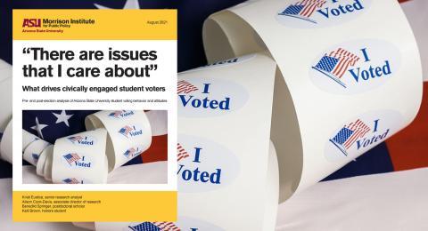 Voting rates at ASU