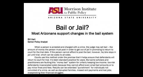 Bail or jail