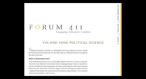 Yin and Yang Political Science