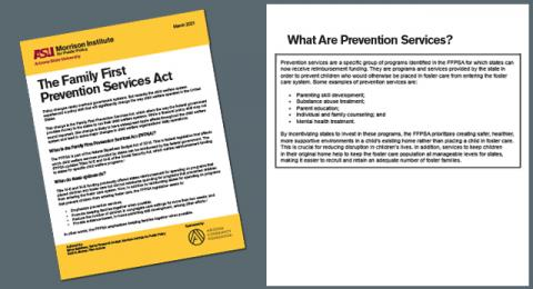 Family First Prevention Services