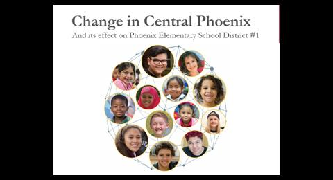 Change in Central Phoenix