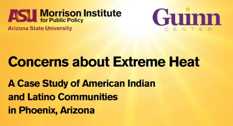 Concerns about Extreme Heat