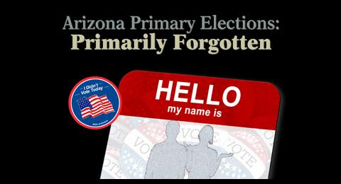 Arizona Primary Elections