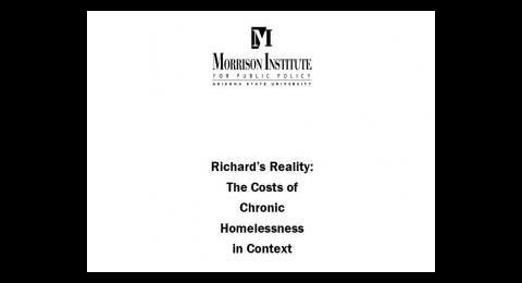 Chronic Homelessness