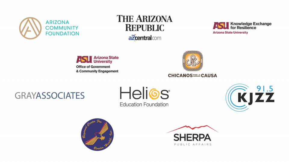 State of Our State 2020 Sponsor Logos