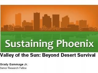 Sustaining Phoenix